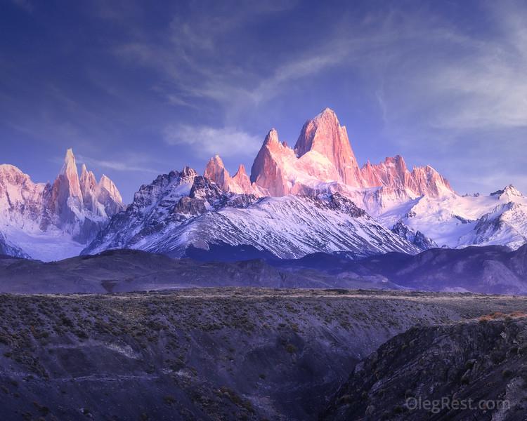 Morning in Patagonia