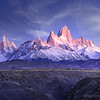 Morning in Patagonia