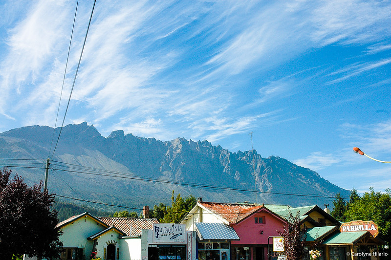 Piltriquitron Mountain<br /> El Bolsón<br /> Argentine Patagonia