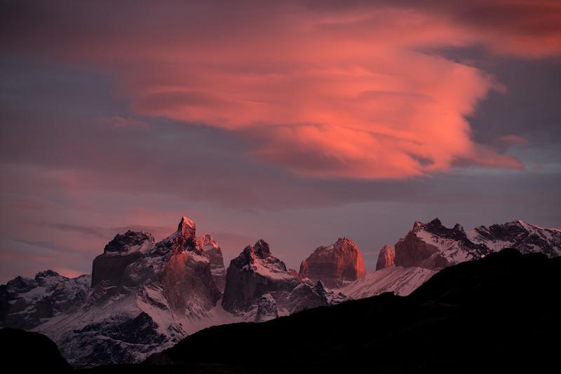 Cuernos del Paine. Magallanes 2017