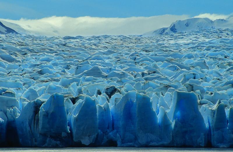Glaciar Grey. Magallanes 1996