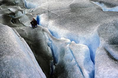 Glaciar Neff. 2006