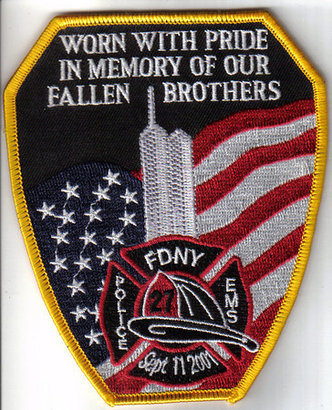 9-11 Patches
