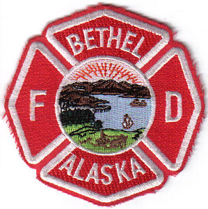 Alaska Fire Patches