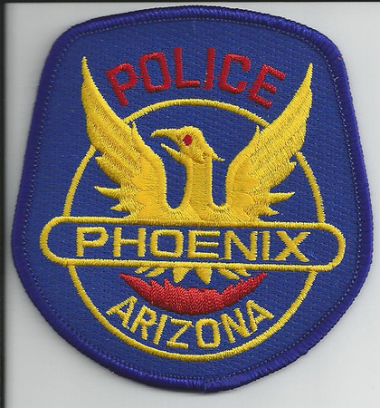 Arizona Police Patches