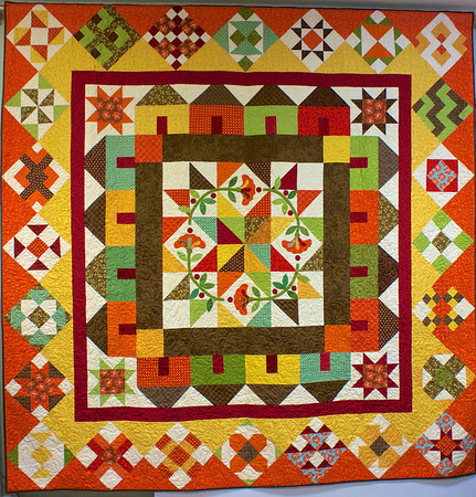 Block of the Month Quilts