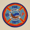 Grand Junction Fire Department Patch