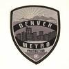 Denver Metro Protective Patch
