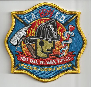 California Fire Patches