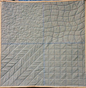 Beg Machine Quilting