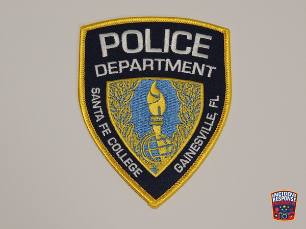 Santa Fe College Police Patch
