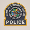 Santa Fe College Police Shoulder Patch (Retired)<br /> Alachua County, Florida
