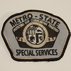 Metro-State Special Services Patch