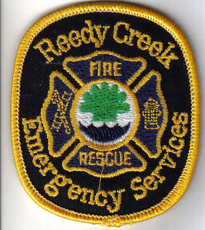Florida Fire Patches