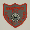 Brunswick Fire Emergency Services Patch