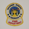 Warner Robins Fire Department Patch