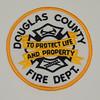 Douglas County Fire Department Patch