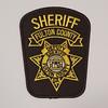 Fulton County Sheriff Patch