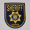 DeKalb County Sheriff Patch