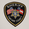 Chatham County Sheriff Patch