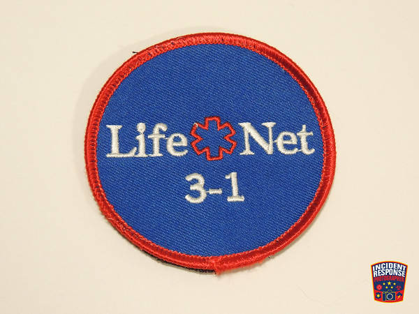 LifeNet McHenry Patch