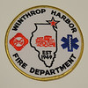 Winthrop Harbor Fire Department Patch