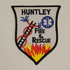 Huntley Fire Department Patch
