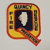 Quincy Fire Department Patch