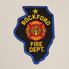 Rockford Fire Department Patch