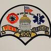 Zion Fire Department Patch