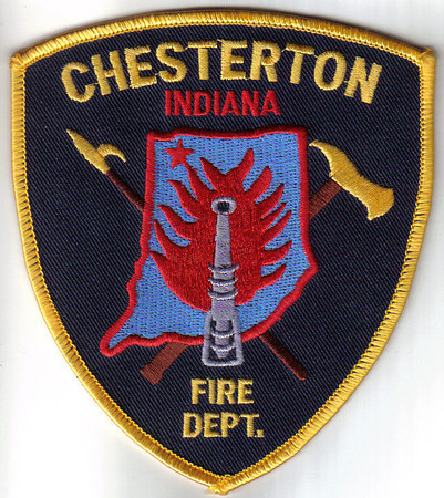 Indiana Fire Patches