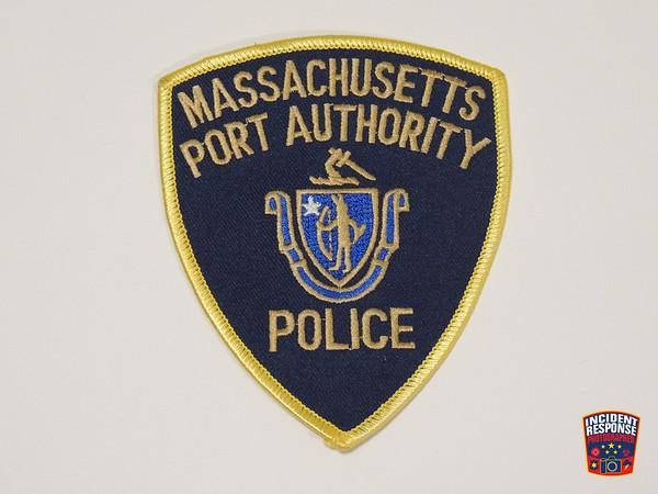Massachusetts Port Authority Police Patch