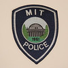 Massachusetts Institute of Technology (MIT) Police Patch