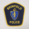 Brimfield Police Patch