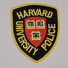 Harvard University Police Patch