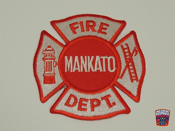 Mankato Fire Department Patch