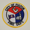 Fulton Fire Department Patch