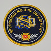 Springfield Fire Department Patch