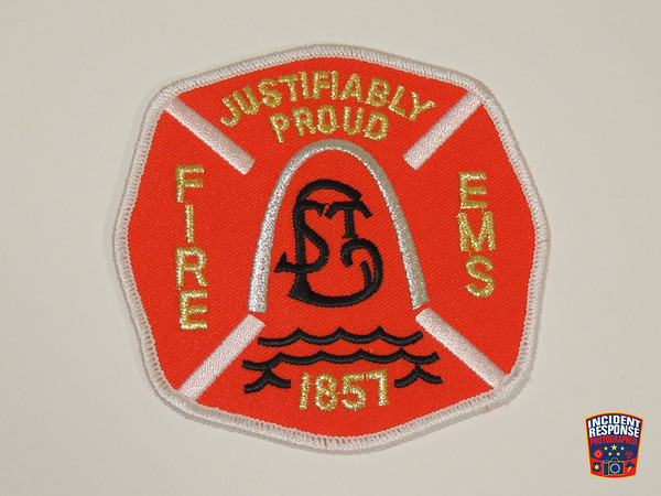 St. Louis Fire Department Patch