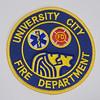 University City Fire Department Patch