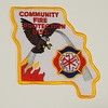 Community Fire Protection District Patch