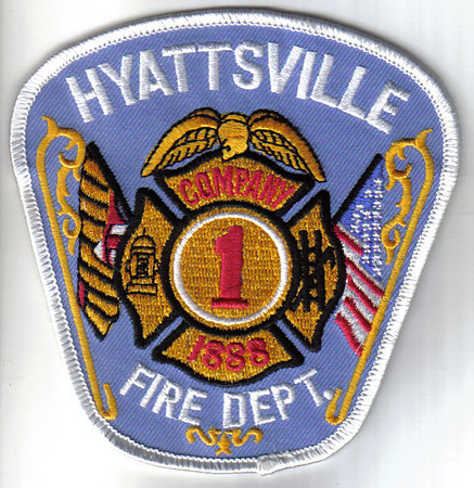 Maryland Fire Patches