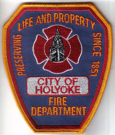 Massachussetts Fire Patch