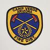 Camp Verde Fire District Patch