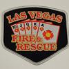 Las Vegas Fire Department Patch