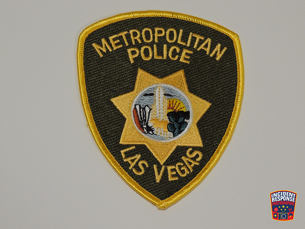 Las Vegas Metropolitan Police Patch