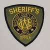 Washoe County Sheriff Patch