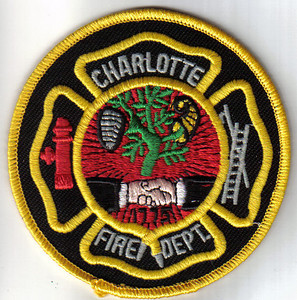 North Carolina Fire Patches