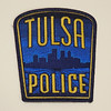 Tulsa Police Patch