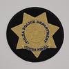 Tulsa Police Badge Patch